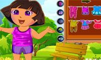Cute Dora Dress Up