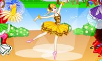 Tutu Dancer Girl