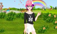 Playground Girl Dress Up