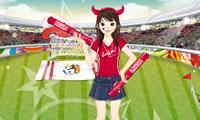 Korean World Cup Fans
