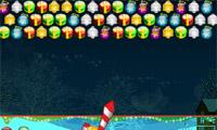 Bubble Hit - Christmas