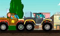Toms Truck Wars